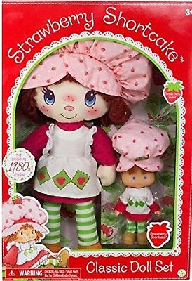 Strawberry 🍓 Shortcake Vintage Classic Gift Pack Factory-sealed In Cardboard