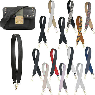 Crossbody Wide Shoulder Bag Strap Replacement For Vintage Leather Handbag 90cm