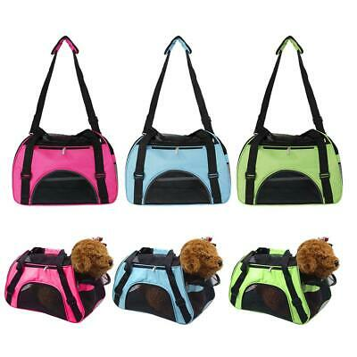 3 Size S M L Expandable Pet Carrier Hand Shoulder Bag Kennel Cage Dog Cat Puppy