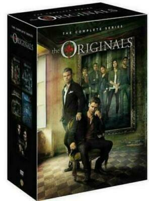 The Originals: The Complete Series Season 1 2 3 4 5 (DVD, 2018, 21-Disc Box Set)