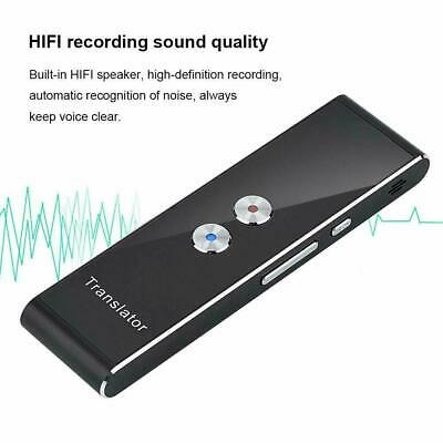 Translaty MUAMA Enence Smart Instant Real Time Voice Multi Languages Translator