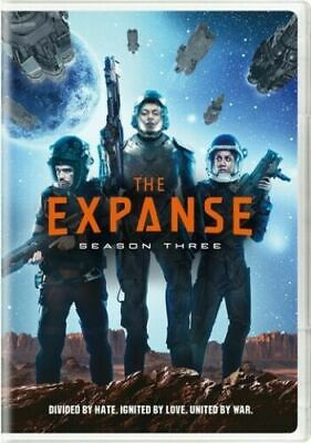 The Expanse: Season 3 New DVD Boxed Set. Free Shipping