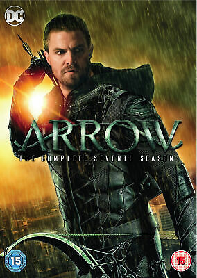 Arrow: Season 7 [2019] (DVD) Stephen Amell, David Ramsey, Emily Rickards