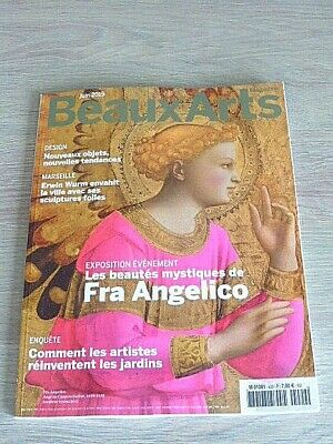 Revue  Beaux Arts Magazine  N° 420  Juin  2019   /   Fra  Angelico