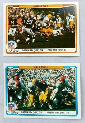 1982 Fleer Team Action Football Card Pick one