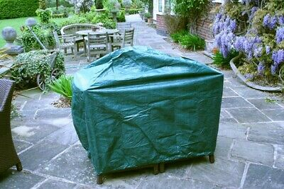 6ft x 4ft GREEN *TARPAULIN* WATERPROOF Heavy Duty Tarp Ground Cover Camping Tent