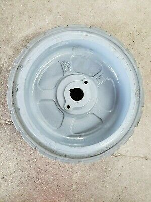 Genie,105122 105122GT, Hyster Tire 12X4.5 Gray NM, GS1930 GS1932 GS1530