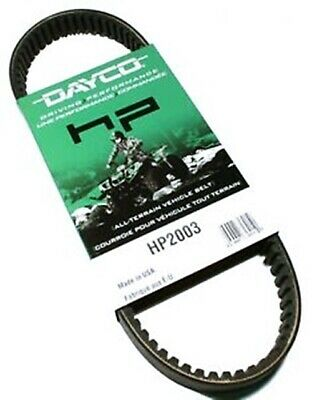 Drive Belt Dayco Pre Polaris Trail Blazer 250 2003 Motorcycle Parts Auto Parts and Vehicles