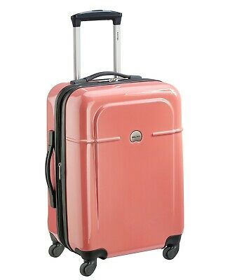 """$300 Delsey Air-Quest 21"""" Carry-On Spinner Suitcase Hardside Luggage & Duffel"""
