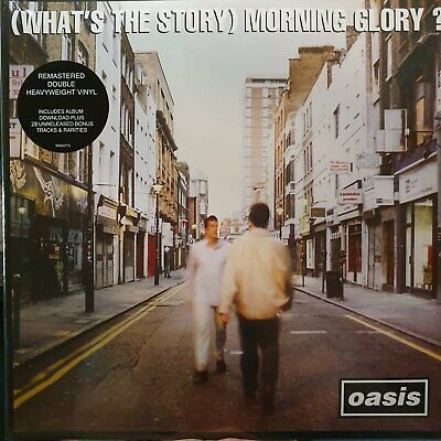 NEW - Oasis, Whats the Story Morning Glory 2LP