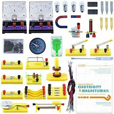 Teenii STEM Physics Science Lab Basic Circuit Learning Starter Kit Electricity a