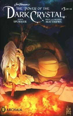 Jim Henson's Power of The Dark Crystal #3 Cover A