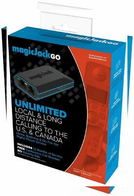 magicJackGo, a Portable Home, Business and On-The-Go Digital phone Service