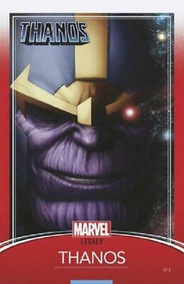 Thanos #13 (Vol 2) Trading Card Variant 1st App of Cosmic Ghost Rider