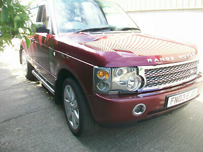Land Rover Range Rover 3.0 Td6 auto 2003MY HSE