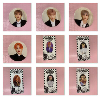 NCT Dream Official BOOM / CIRCLE Card 3rd Mini Album WE BOOM Photo Card Only