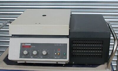 Jouan MR 14.11 Refrigerated Microcentrifuge