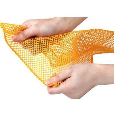 Kitchen Dishcloth Mesh Dish Towels Non-stick Oil Cleaning Scouring Pad HD