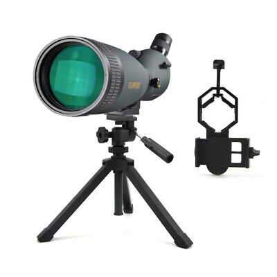Visionking 30-90x90 Spotting Scope Hunting Bird Waterproof 90 mm Phone Adapter