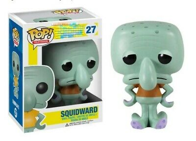 Funko pop NEW SQUIDWARD 27# Model PVC Collection figure Toys