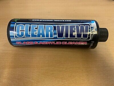 Pro Clean Clear View Glass & Acrylic Cleaner 500 ML