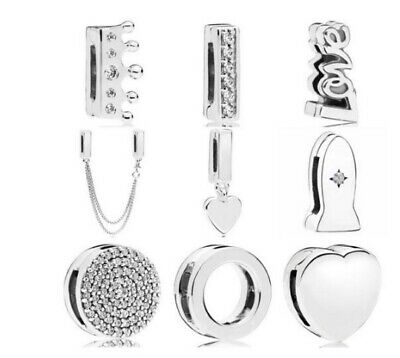 Charms Reflexions Argento 925 Colore Argento Simil Tipo Pandora
