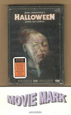 HALLOWEEN 1978 Anchor Bay Entertainment Jamie Lee Curtis DVD Hologram cover NEW☆