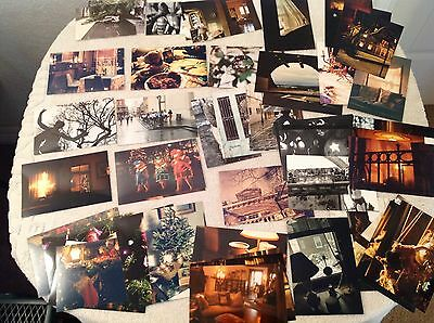 Lot of 50 Photographs~Home Decor~New Orleans~Minneapolis~Color and B/W~1990s