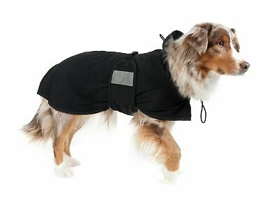 """BACK ON TRACK Mesh Dog Blanket Coat Heat Therapy Aches Circulation Large 29-33"""""""