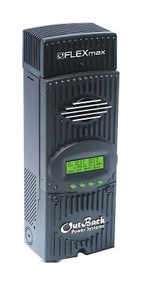 Outback Flexmax 80 FM80 MPPT Amp Solar Charge Controller (Brand New)