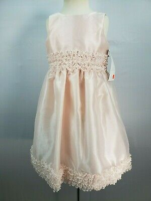 80/% Off Retail Us Angels Toddler Flower Girl Dress Style 909 Ivory