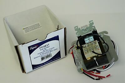NEW SUPCO UNIVERSAL 40VA Fan Control Center Relay 120 208 ... on