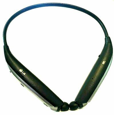Authentic LG Tone Ultra HBS-820S Bluetooth/Wireless InEar Neck Stereo Headphones