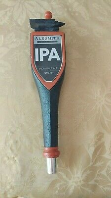 Ale Smith IPA Anvil Beer Tap Handle
