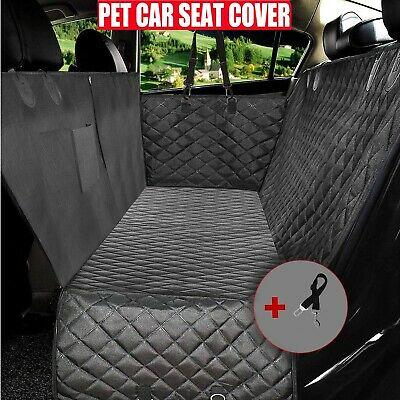 Nonslip Waterproof Dog Car Seat Cover Seat Belt Pet Carrier Pet Dog Seat Cover