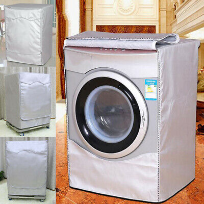 Durable Washing Machine Cover Waterproof Dustproof For Front Load Washer/Dryer