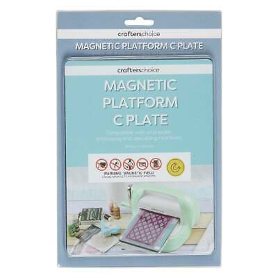 NEW Crafters Choice Magnetic Platform By Spotlight