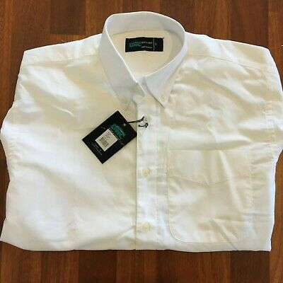 Brand New with Tags DNC White Long Sleeve Shirt with Single Pocket Size S