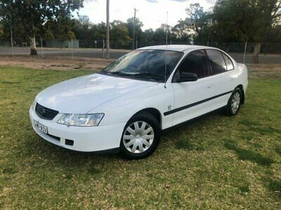 2003 Holden Commodore VY Executive White Automatic 4sp A Sedan
