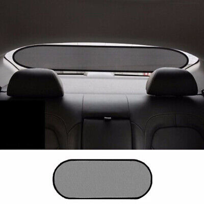 Car Window Sun Shades Stopper Black Mesh Visor Shield Cover UV Protection