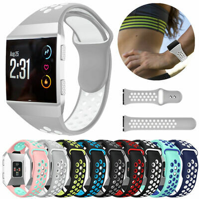For Fitbit Ionic Replacement Silicone Sport Watch Band WristBand Strap Bracelet