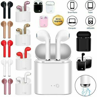 Bluetooth Earphones For IOS Android Apple Wireless Earbuds Headsets Headphones