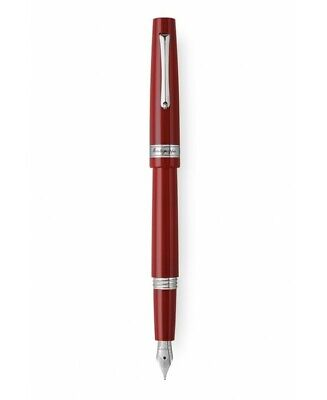 Montegrappa Fountain Pen Harmony Bordeaux - Tip Medium