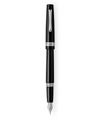 Montegrappa Fountain Pen Harmony Black - Tip Medium