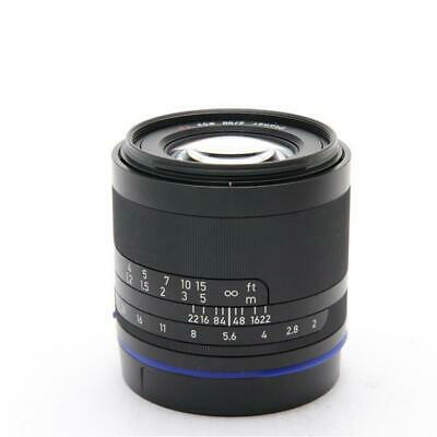 INEXPENSIVE!! Carl Zeiss Loxia 50mm F2 For SONY E MOUNT MADE IN JAPAN A+++++