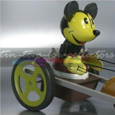 MICKEY  AND  PLUTO  Young Epoch Co. Ltd.  JAPAN  22 CM