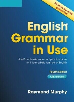 English Grammar in Use Intermediate 4th Edition (Free Shipping)
