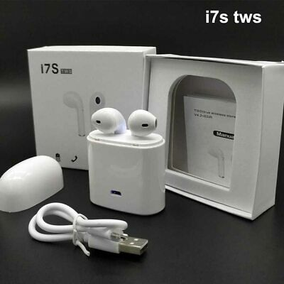I7S Tws Wireless Bluetooth Earbuds Headphones Earphones For Iphone Samsung Lg Uk