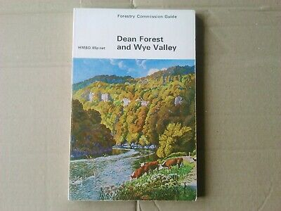 Dean Forest and Wye Valley by Forestry Commission