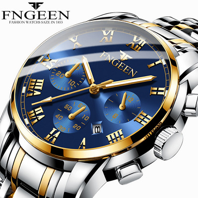 Luxury Fully Automatic Mechanical Watch Fashion Casual Wrist Watch fit for Men